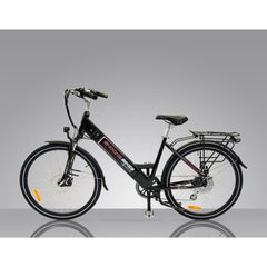 Electric City Bike - Shocke Ampere 36V Electric City Bike
