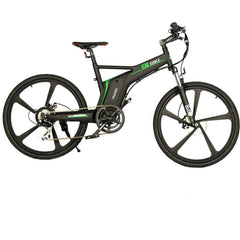 "E-Go Bike USA Flyer 26"" 36V 500W Electric City Bike Electric City Bikes - Electric Bike City"