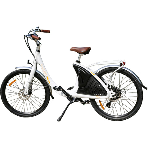 E-Go Lark 48V Step-Through Electric City Bike Electric City Bikes - Electric Bike City