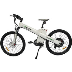 "Electric City Bikes - E-Go Seagull 26"" 1000W Electric City Bike"
