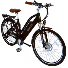 Electric City Bikes - E-Joe GADIS Electric City Bike 350W Samsung 48V 12Ah Aluminum Alloy Step-Thru