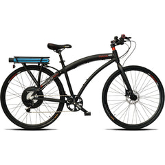 Electric City Bikes - Prodecotech Phantom 400 V6 Electric City Bike