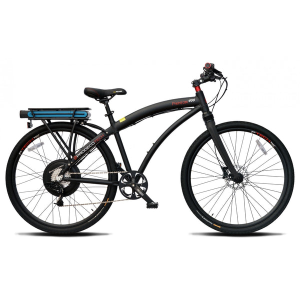 Prodecotech Phantom 400 V6 MonoShock Electric City Bike