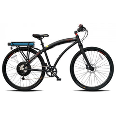Electric City Bikes - Prodecotech Phantom 400 V6 MonoShock Electric City Bike