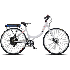 Electric City Bikes - Prodecotech Stride 400 V6 Electric City Bike