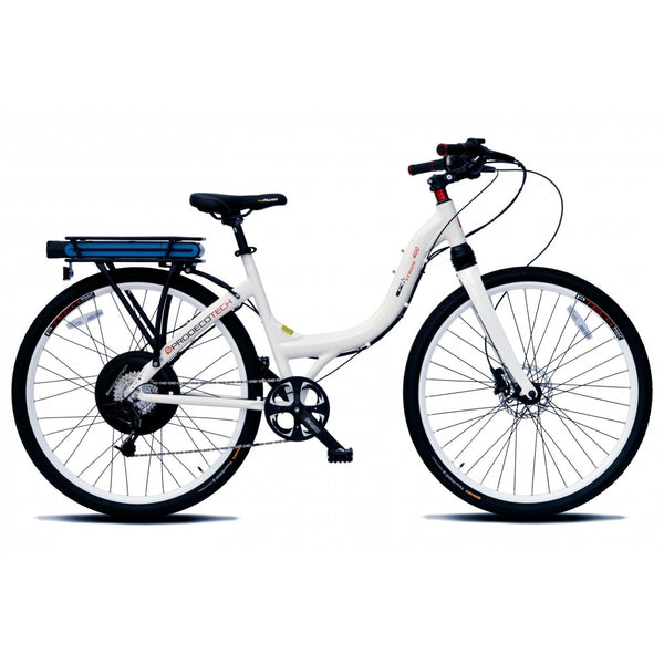 Prodecotech Stride 400 V6 MonoShock Electric City Bike Electric City Bikes - Electric Bike City