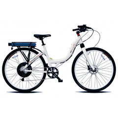 Electric City Bikes - Prodecotech Stride 400 V6 MonoShock Electric City Bike