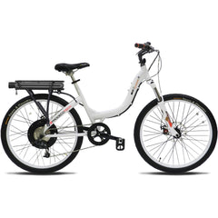 Electric City Bikes - Prodecotech Stride 500 Electric City Bike