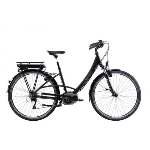 Steppenwolf  Transterra Wave E1 Electric City Bike Electric City Bikes - Electric Bike City