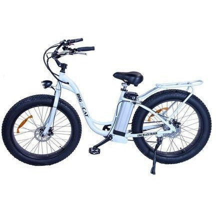Big Cat Long Beach Xl 500 Electric Fat Tire Bike New 2018 Mod
