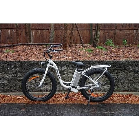 Big Cat Long Beach XL 500 Electric Fat Tire Bike New 2018 Model Electric Bikes - Electric Bike City