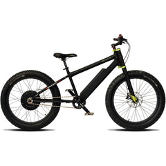 Electric Fat Tire Bikes - Prodecotech Rebel X V5 Electric Fat Tire Bike