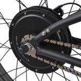 Prodecotech Rebel X V5 Electric Fat Tire Bike Electric Fat Tire Bikes - Electric Bike City