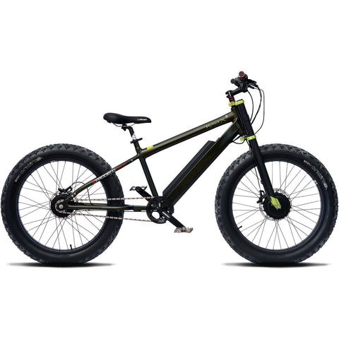 Prodecotech Rebel X9 V5 Electric Fat Tire Bike Electric Fat Tire Bikes - Electric Bike City