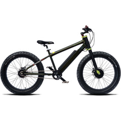 Electric Fat Tire Bikes - Prodecotech Rebel X9 V5 Electric Fat Tire Bike