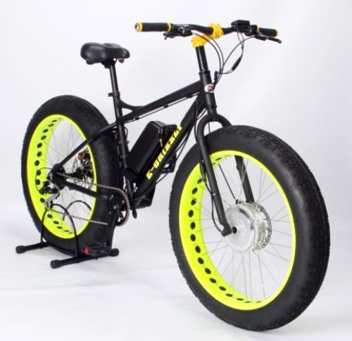Xtreme E-Grizzly 48V Electric Fat Tire Bike Electric Fat Tire Bikes - Electric Bike City