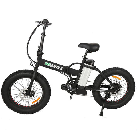 E-Go Bike 36V Mini-Folding Electric Fat Tire Bike Electric Folding Bikes - Electric Bike City