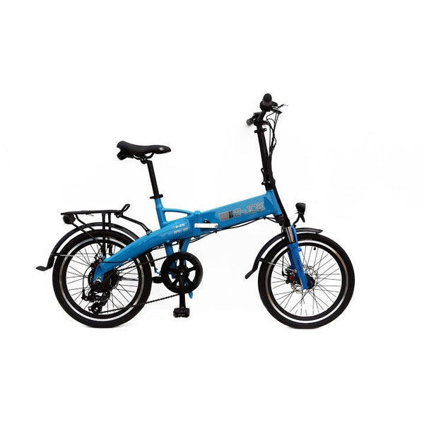 E-Joe Epik SE Sport Edition 48V Folding Electric Bike New 2017 Model Electric Folding Bikes - Electric Bike City