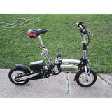 e-Mazing Innovations BOB 12 Inch Electric Folding Bike Electric Folding Bikes - Electric Bike City