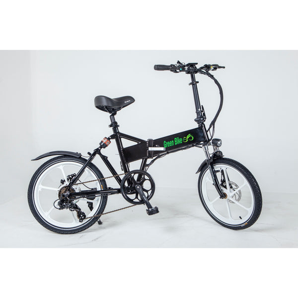 Green Bike GB Smart 36V Electric Folding Bike Electric Folding Bikes - Electric Bike City
