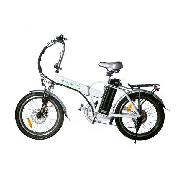 Green Bike USA GB1 Electric Folding Bike Electric Folding Bikes - Electric Bike City