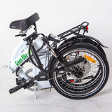 Green Bike USA GB500 Electric Bike Electric Folding Bikes - Electric Bike City