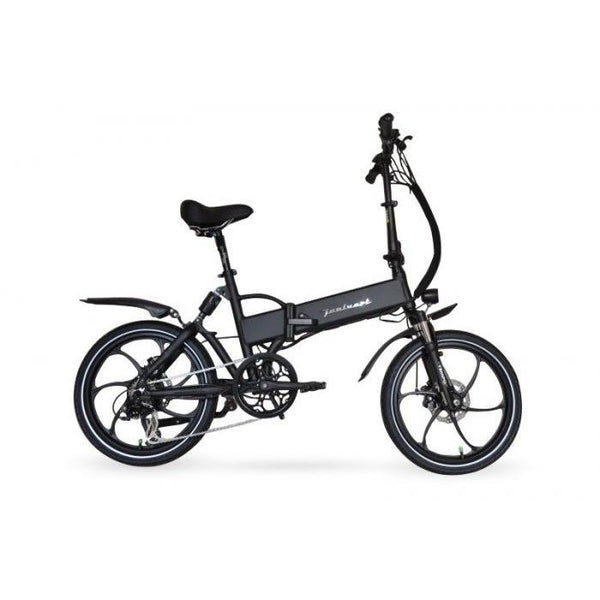 Joulvert Stealth 36V Adult Mini Folding Electric Bike Electric Folding Bikes - Electric Bike City