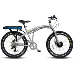 Electric Folding Bikes - Prodecotech Genesis 300 Electric Folding Bike
