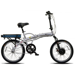 Electric Folding Bikes - Prodecotech Mariner V5 Electric Folding Bike
