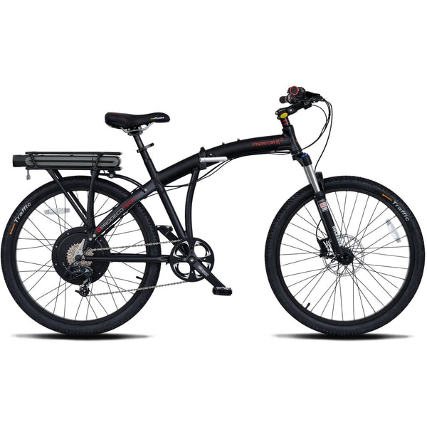 Prodecotech Phantom X2 36V Electric Folding Bike Electric Folding Bikes - Electric Bike City