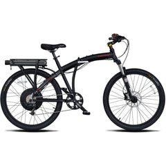 Electric Folding Bikes - Prodecotech Phantom X2 Electric Folding Bike