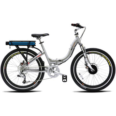 Electric Folding Bikes - Prodecotech Stride 300 Electric Folding Bike