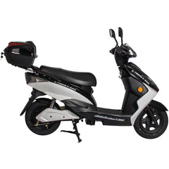 Electric Mopeds - X-treme Cabo Cruiser Electric Bike Moped