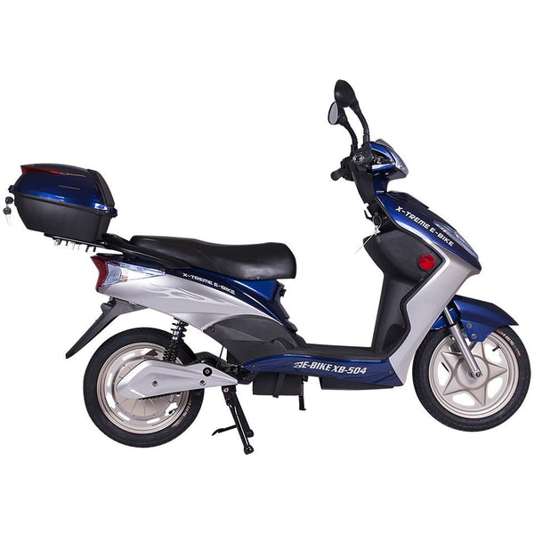 On Sale X Treme Xb 504 48v Electric Bicycle Moped