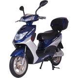 Electric Mopeds - X-Treme XB-504 Electric Bicycle Moped