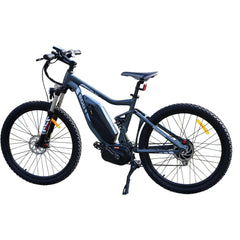 E-Go Tronada 48V Dual-Suspension Electric Mountain Bike Electric Mountain Bikes - Electric Bike City