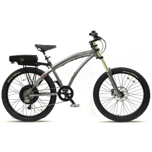 Prodecotech Outlaw EX Hardtail Electric Mountain Bike Electric Mountain Bikes - Electric Bike City