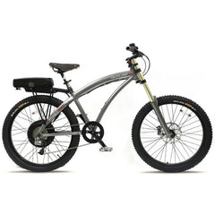 Electric Mountain Bikes - Prodecotech Outlaw Ex Electric Mountain Bike