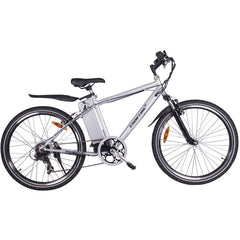 X-treme Alpine Trails 24V Hardtail Electric Mountain Bike Electric Bikes - Electric Bike City
