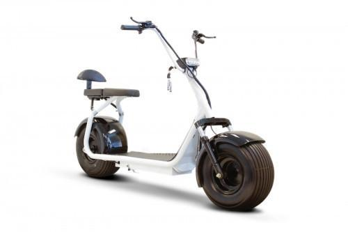 Electric Scooters - E-Wheels Fat Tire Electric Mobility Scooter