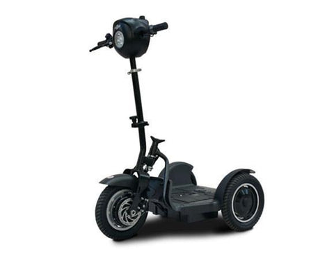 Ev rider stand n ride electric mobility scooter electric for Go e bike motor