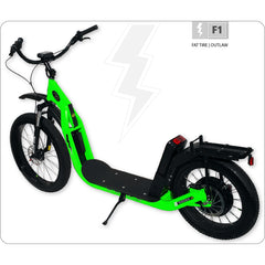 Glide F1 Outlaw 48V Electric Scooter Electric Scooters - Electric Bike City
