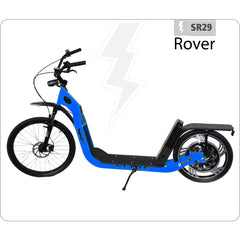 Glide SR29 Rover 48V Electric Scooter Electric Scooters - Electric Bike City