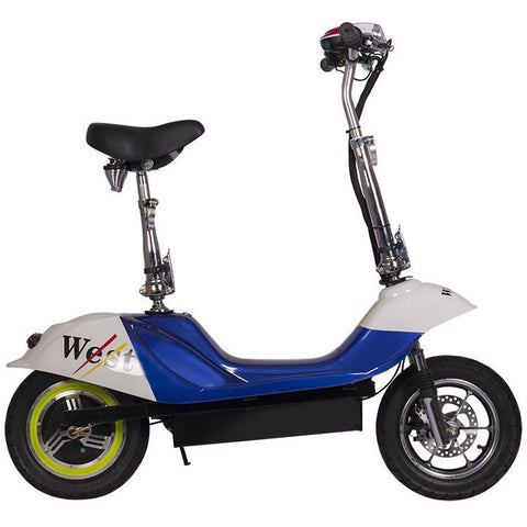 X-treme City Rider 36V 600W Electric Scooter Electric Scooters - Electric Bike City