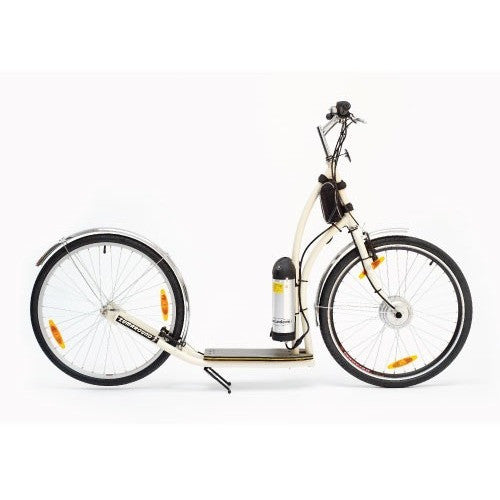 Electric Scooters - Zümaround MaxiZüm Electric Push Bike