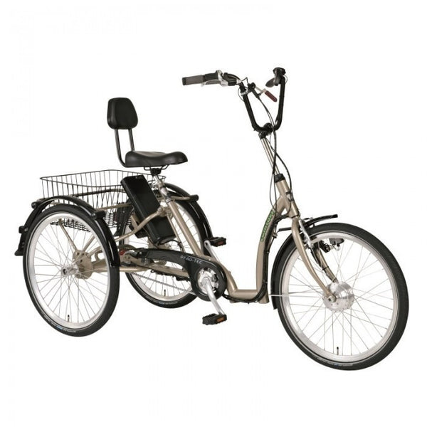 PFIFF Comfort 24 Ansmann Electric Trike Electric Trikes - Electric Bike City