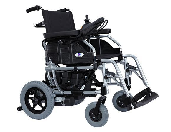 EV Rider HP5 Escape DX Electric Wheelchair Electric Wheelchairs - Electric Bike City