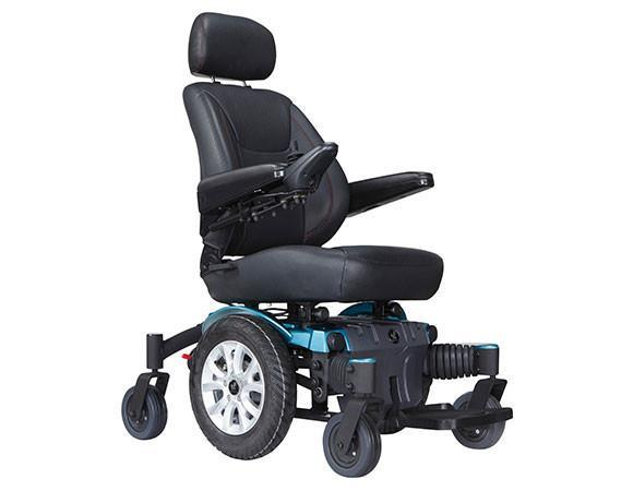EV Rider P3DXC Maxx C Electric Wheelchair Electric Wheelchairs - Electric Bike City