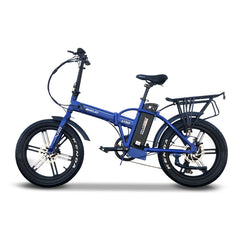 Emojo LYNX Pro Sport Electric Folding Bikes - Electric Bike City