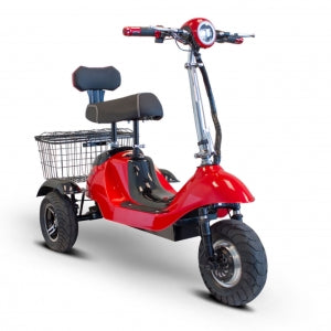 E-Wheels EW-19 SPORTY Three-Wheel Electric Mobility Scooter Electric Scooters - Electric Bike City